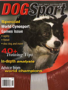 Bookcover: Dog Sport