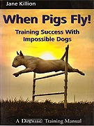 Book cover: When Pigs Fly